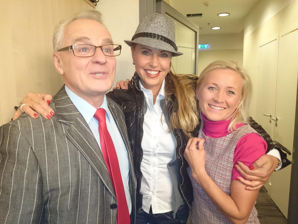 SAADE TIPUS! Tallinna TV reporter Kristiina Võsu lubab teletöös endale märgi silmi