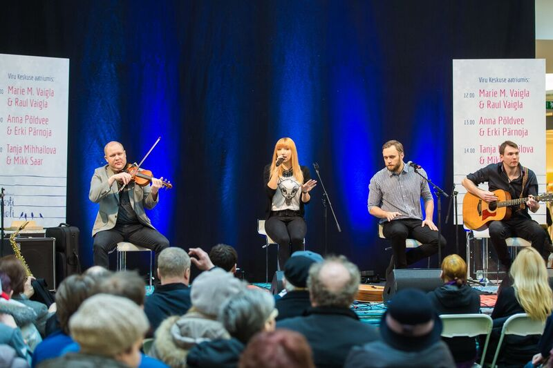 MUUSIKA TÄHED! Eesti muusika tähed esinesid vabariigi aastapäeva auks