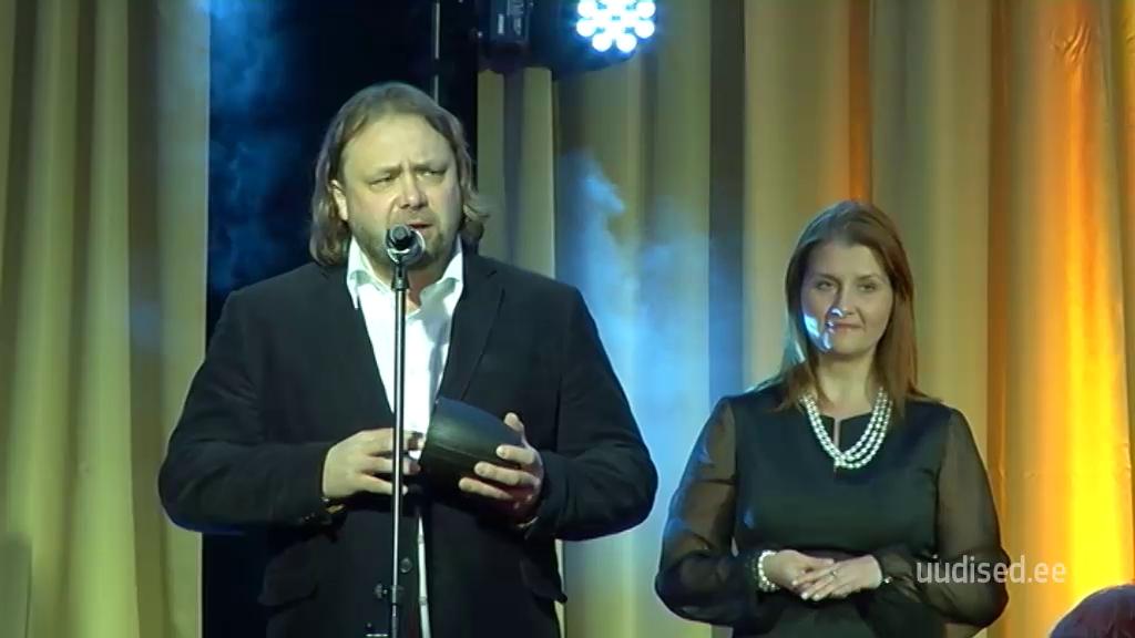 VIDEO! Aasta muusikaettevõtja Danel Pandre: auhindu ei ole kunagi palju, nagu ka riiklike pühasid