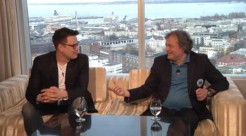 """HORISONT"" TALLINNA TV-S! Marko Kaljuveeri ja Alen Veziko jutt käib spordiseinast muusikaseinani"