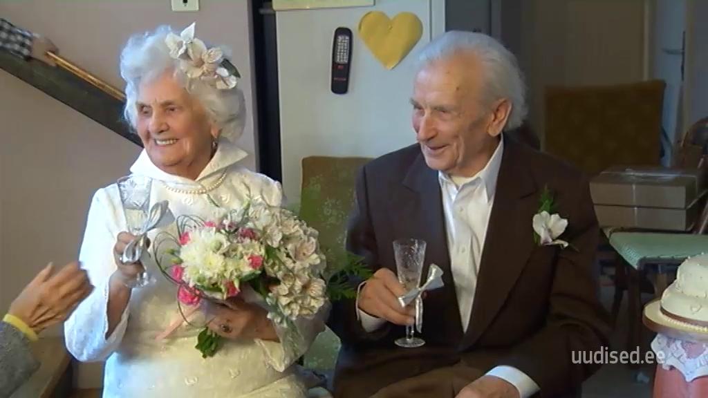 VÄGA ARMAS! 65 aastat abielus olnud Arnold ja Linda on endiselt positiivsed ja rõõmsad