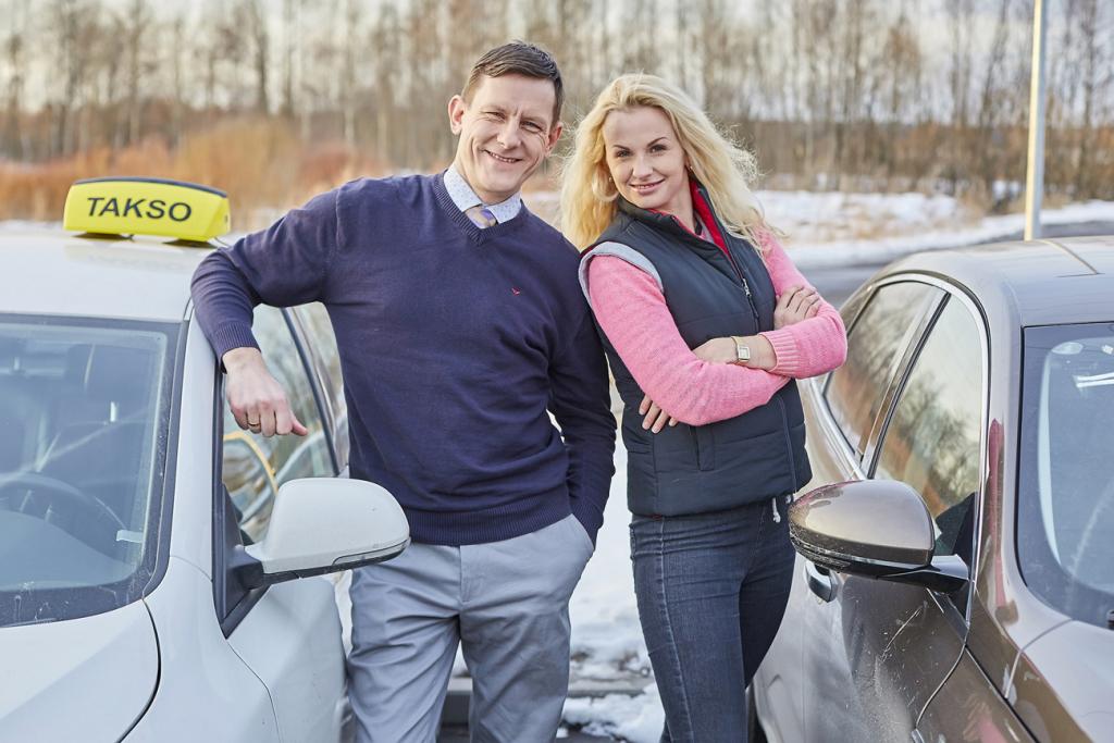 """TAKSO! Kanal 2 """"Taksos"""" võtab juhtimise tänasest üle Elina Purde!"""