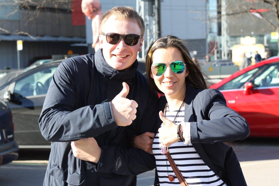 GOODNEWS SOOMES! Kevadpidu pidavad eestlased rõõmustavad, et neid märgatakse ka Eestis