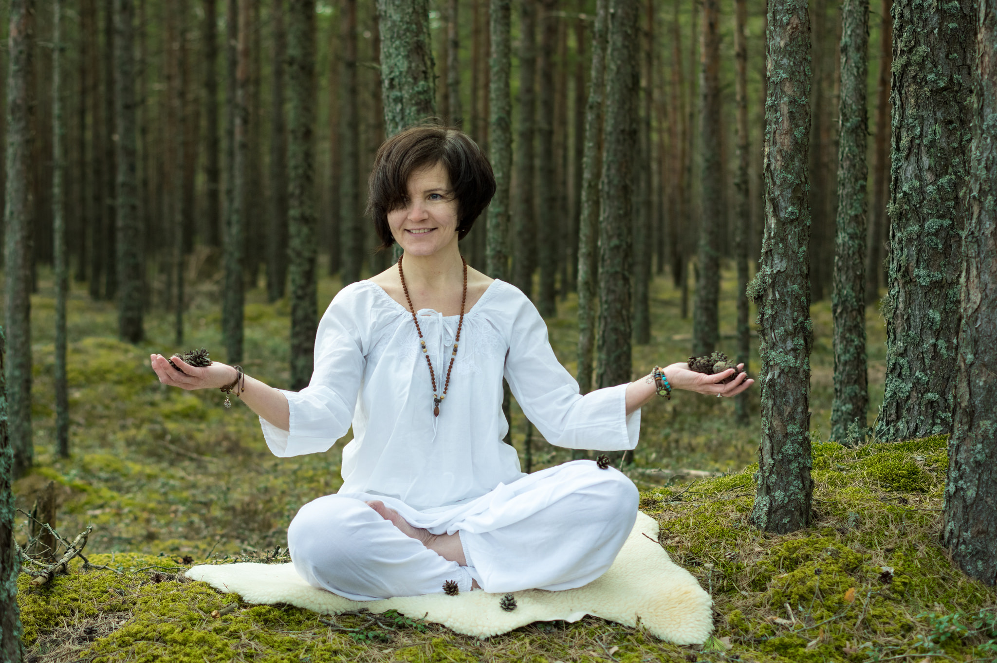 JOOGA! Joogaõpetaja Merike Villard: leia üles oma sisemine rõõm ja maailm rõõmustab koos sinuga!