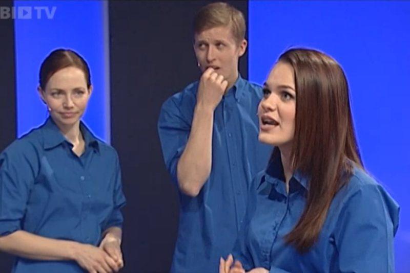 """SUUR KOMÖÖDIAÕHTU! Getter Jaani paneb """"Suure komöödiaõhtu"""" näitlejad täna proovile!"""