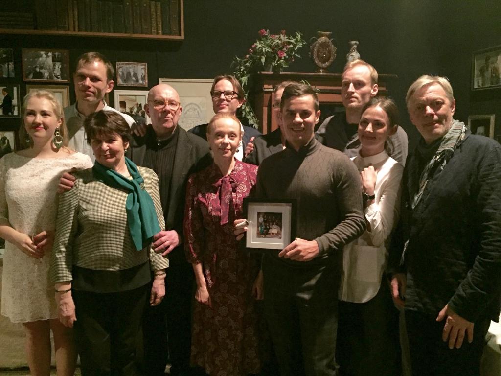 """""""SEE HETK"""" LAVAL! Joel Juht sai teatrietenduse liikumisjuhina erakordse kogemuse"""