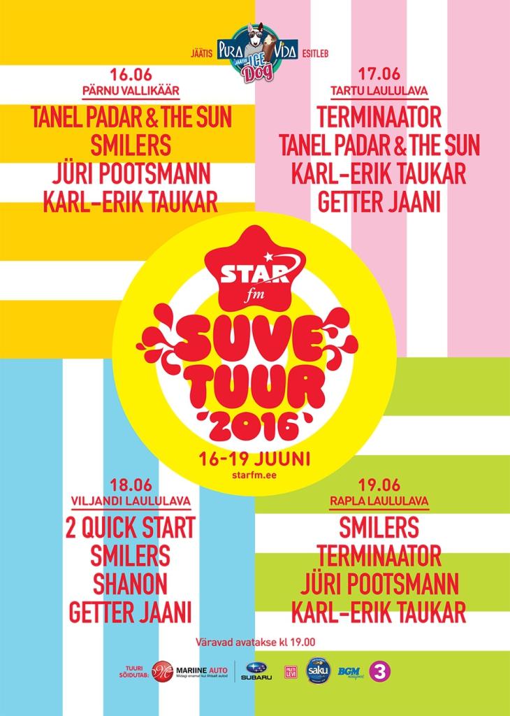 STARFMsuvetuur_poster
