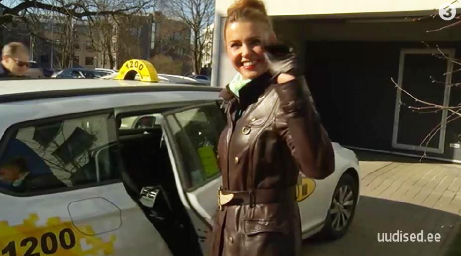 Vallaline taksojuht leidis vallalise Anu Saagimi Star FM mängus