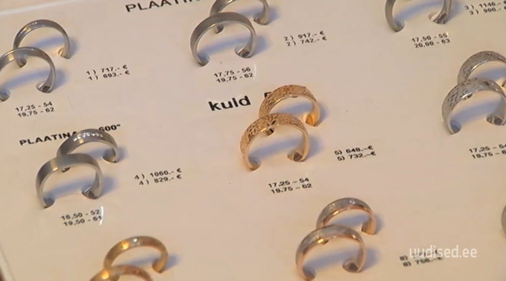 TV3 uuris, kui kallid on pruutkleidid, abielusõrmused ja peokohad