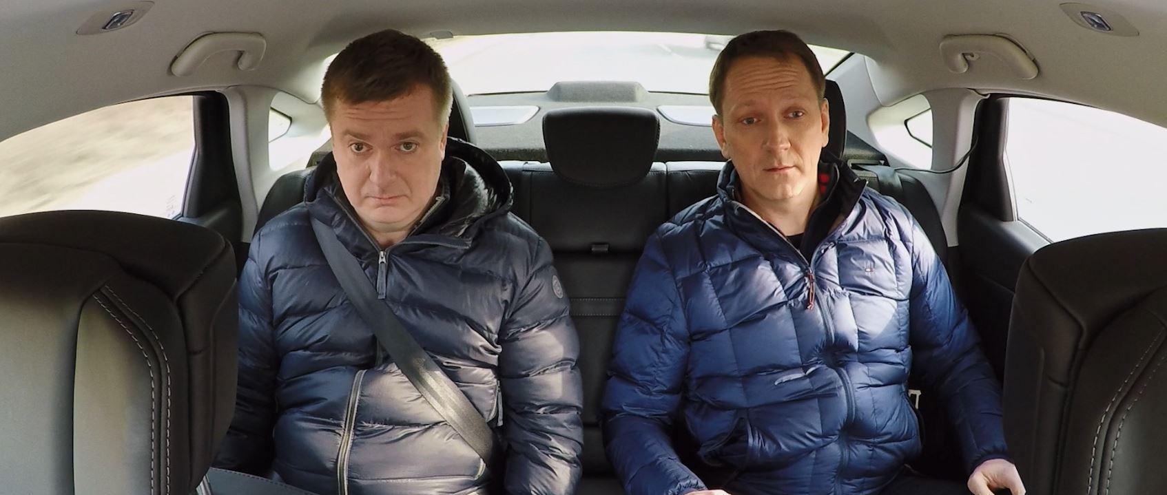 Margna ja Jõekalda ajavad taksojuhil pea sassi