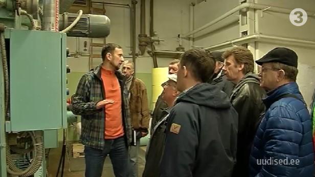 VIDEO! Idavirumaalased käisid Viljandis vabade töökohtadega tuvumas