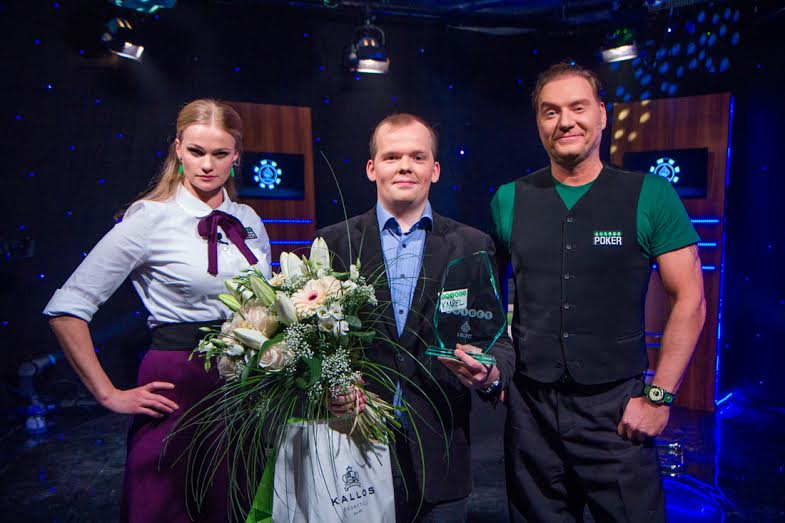 """MÄLUPOKKER! Telemängu """"Mälupokker"""" esimese hooaja võitis Kaarel Silmato"""