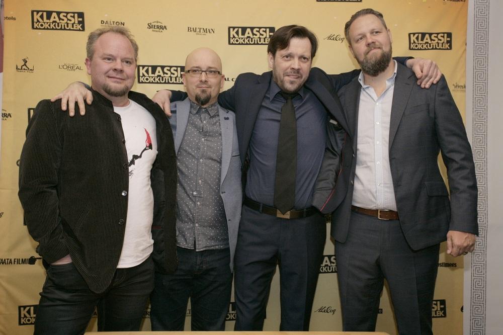 """MILJONIFILM! """"Klassikokkutulekust"""" sai Eesti esimene miljonifilm"""