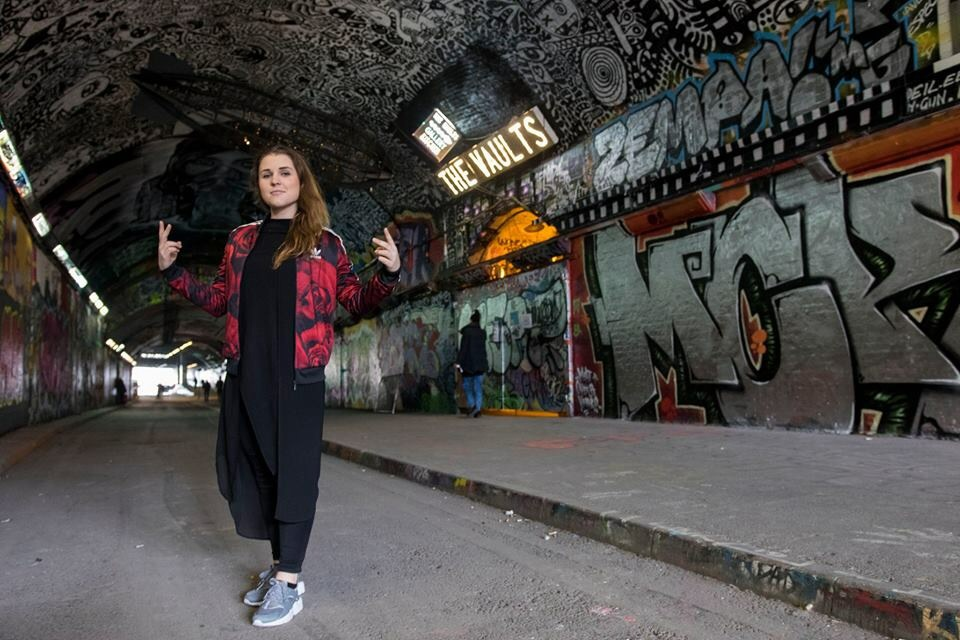 INTERVJUU! Tänavatantsija Kreete Uustalu: ma ei karda näidata ennast erinevatest külgedest