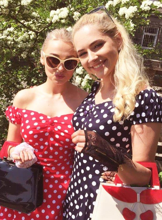 Laura ja Annika_TV3 Suvised Seitsmesed