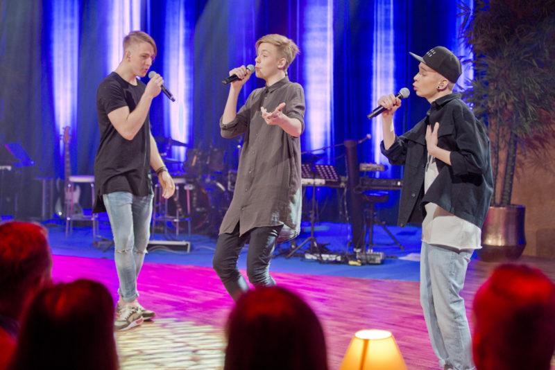 """TÄNA! """"Nädalalõpp Kanal 2ga"""" stuudios näeb täna noori tõusvaid tähti!"""
