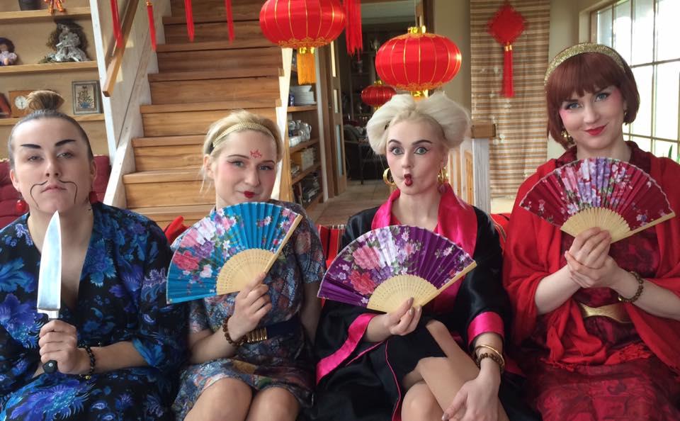 PADJAKLUBI! Hiina pidustused pööravad Jüri Pootsmani maja peapeale