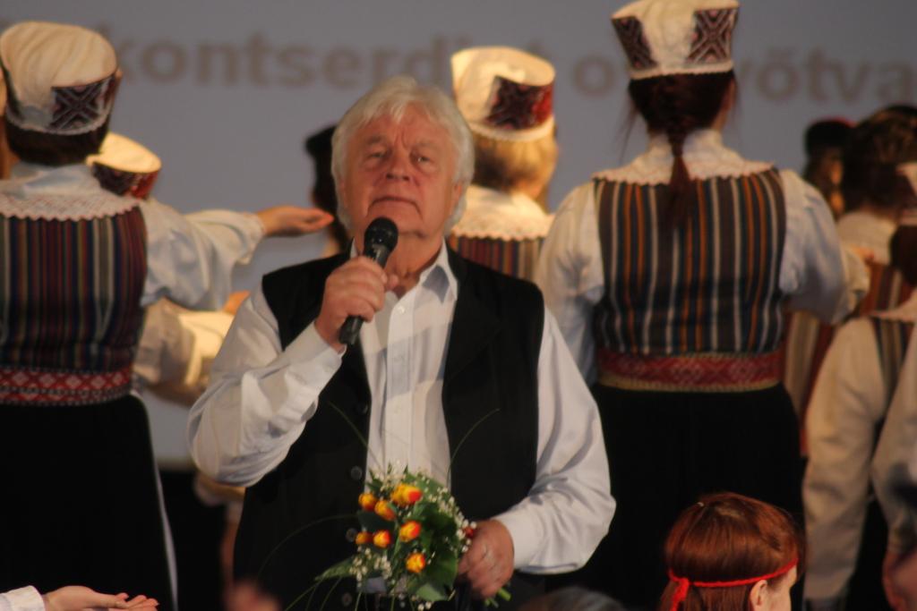 """Patroon Ivo Linna: """"Mehe lugu"""" on naiste tantsupeole suurepärane pealkiri"""
