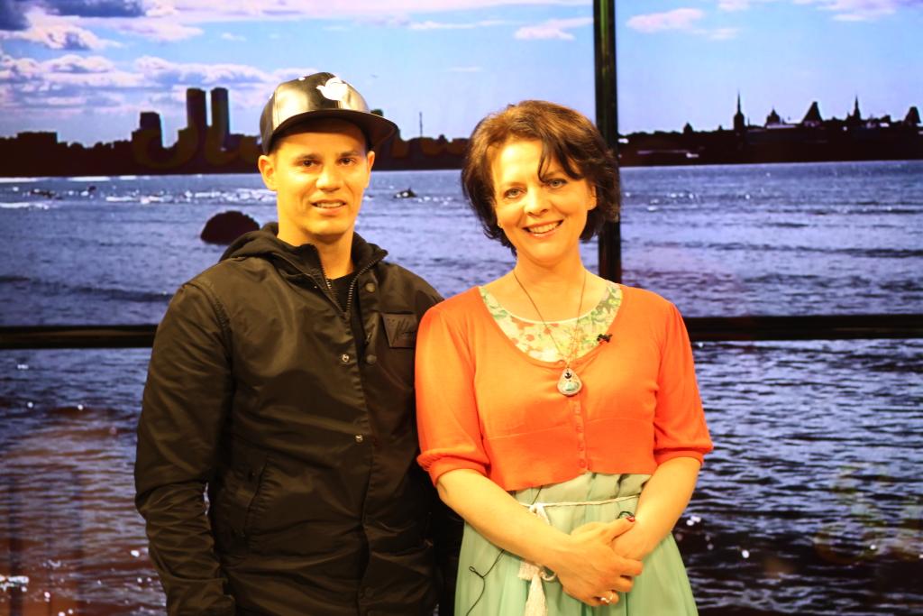 Joel Juht ja Mari Torga