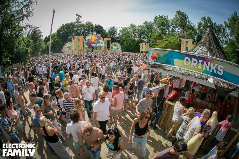 PÕNEV MAKSESÜSTEEM! Electronic Family festivalil on maksevahendiks žetoonid
