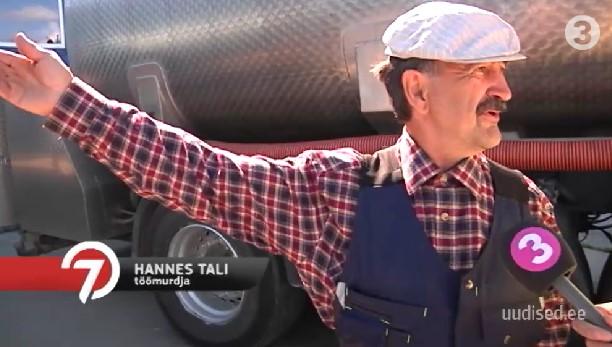 VAATA VIDEOT! Tõeline musta töö tegija Hannes Tali õpetab: töö tuleb lihtsalt ära teha!
