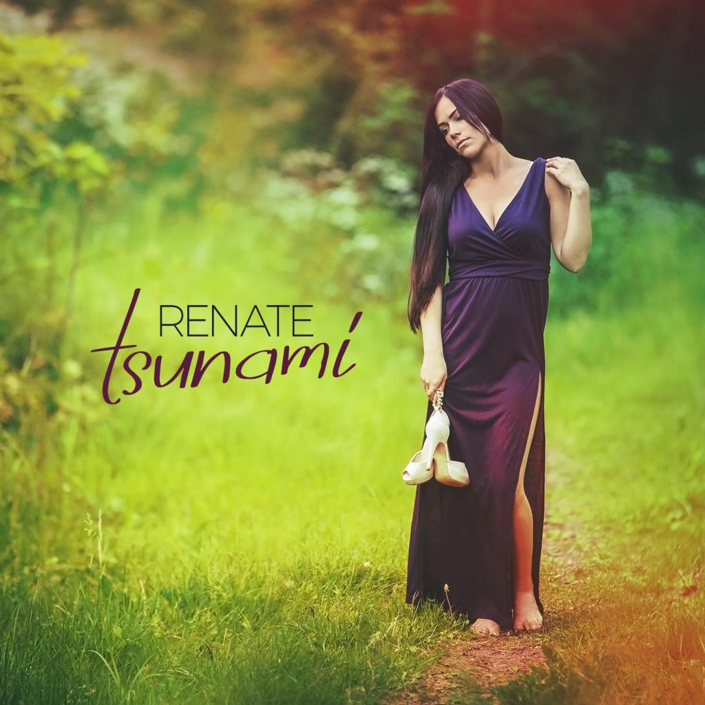 "UUS LAUL! Renate andis välja uue singli ""Tsunami"""