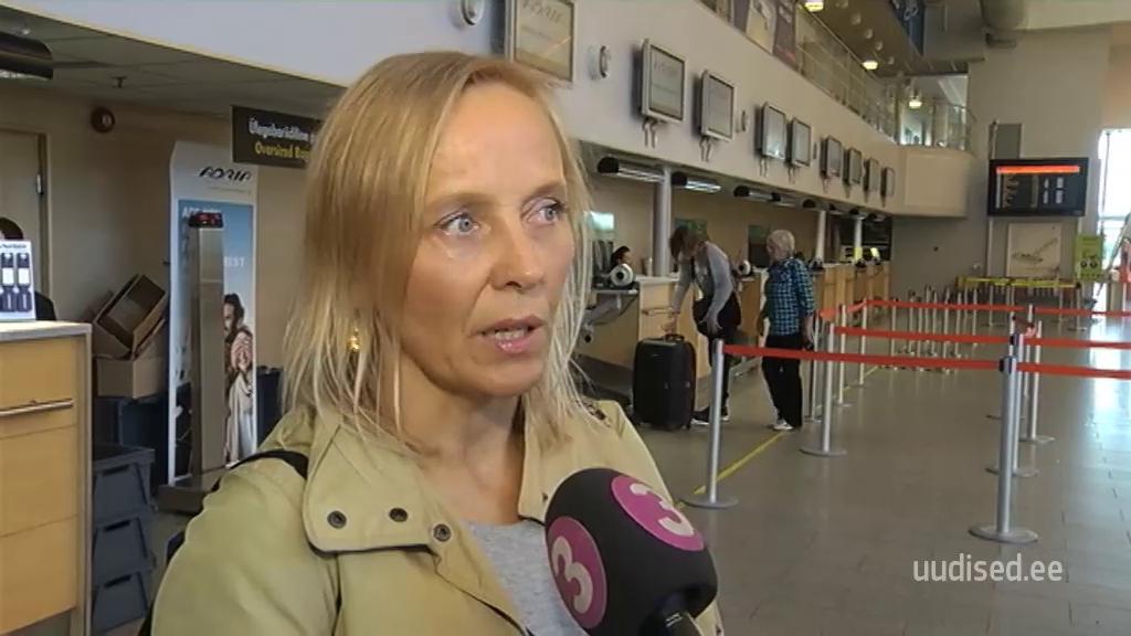 VAATA VIDEOT! Vello Vaheri naine veerandfinaalist: lava-show tuleb põnev