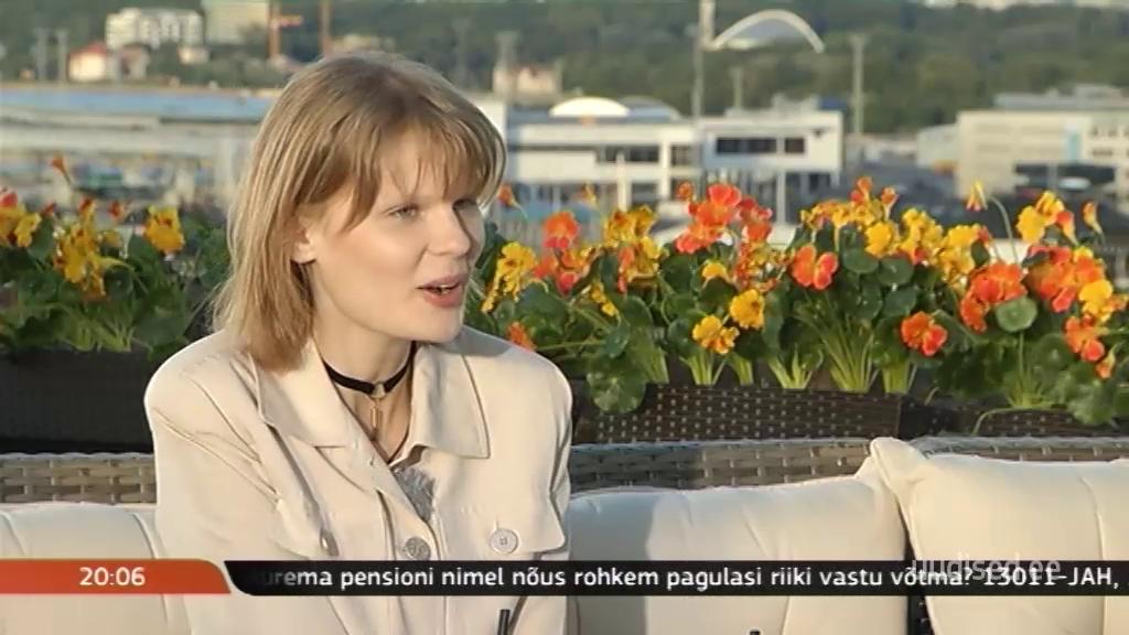 VAATA VIDEOT! Tippmodell Alexandra Elizabeth Ljadov: hea modell peab inimestes tekitama huvi