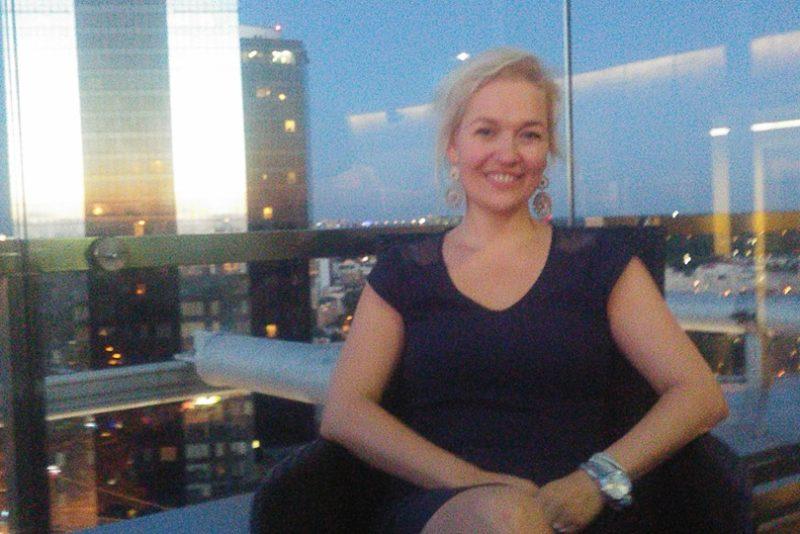 ÜHE NAISE INSPIREERIV EDULUGU! Britta Tamverk seob oma eduloo toredate inimestega ühte kimpu