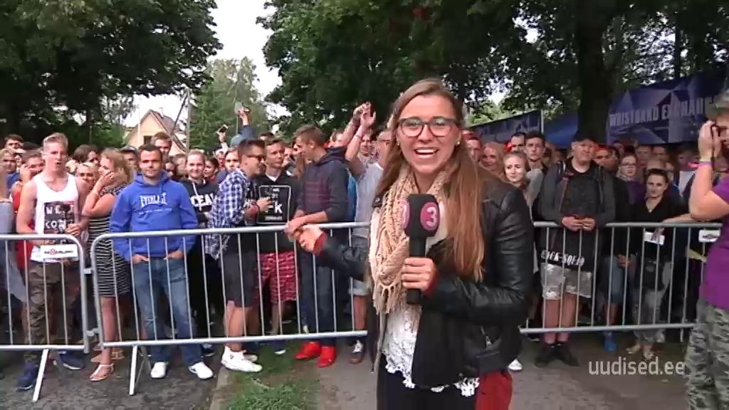 VIDEO! KOGU PÄRNU LINN PIDUTSEB! Weekend Festival sai võimsa avapaugu