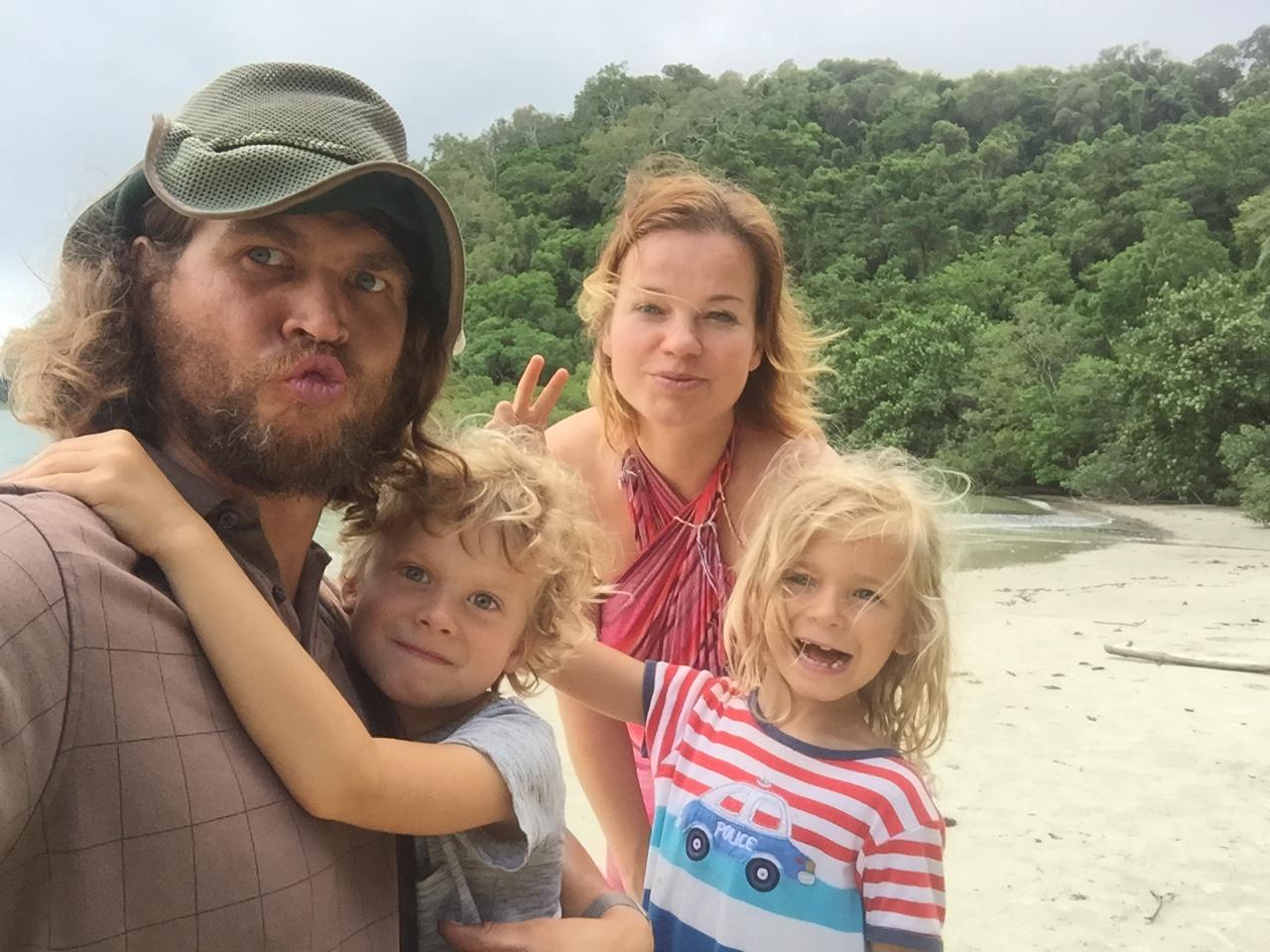 JUBA TÄNA! Täna stardib kanal 2s saade Tuuli Roosma perekonna seiklustest Austraalias