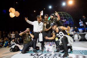 5VS5 Break Crew võitjad