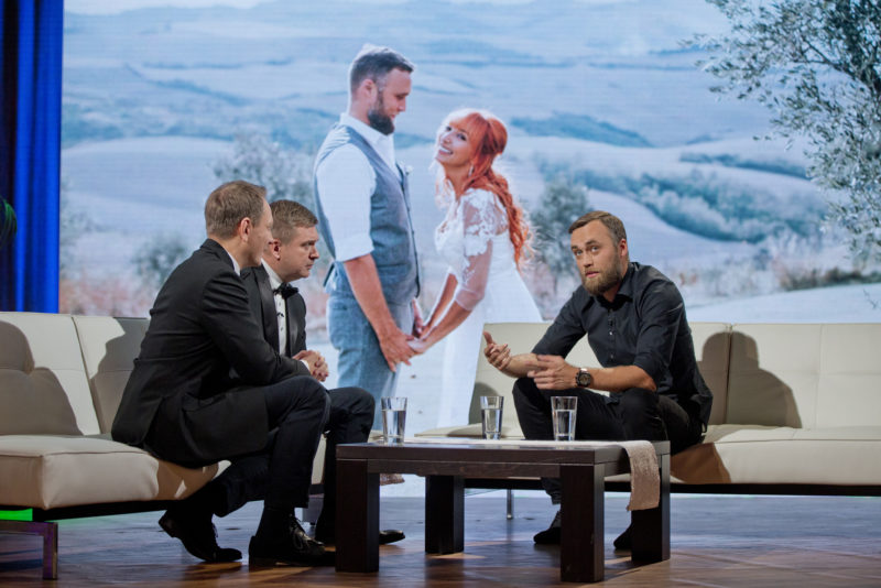 "Meeleolukas! ""Nädalalõpp Kanal 2ga"" saates näidati Mikk Saare meeleolukat pulmavideot"