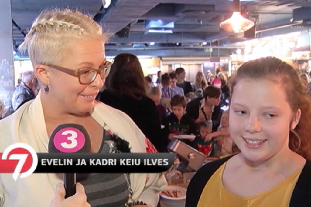 Video! Eksklusiivintervjuu! Evelin ja Kadri Keiu Ilves räägivad ühisest kokkamisharrastusest