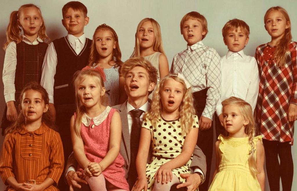 """Vahva! Gustav Adolfi Gümnaasium toob lavale """"Entel-tentel"""" armastatud lastelaulud"""