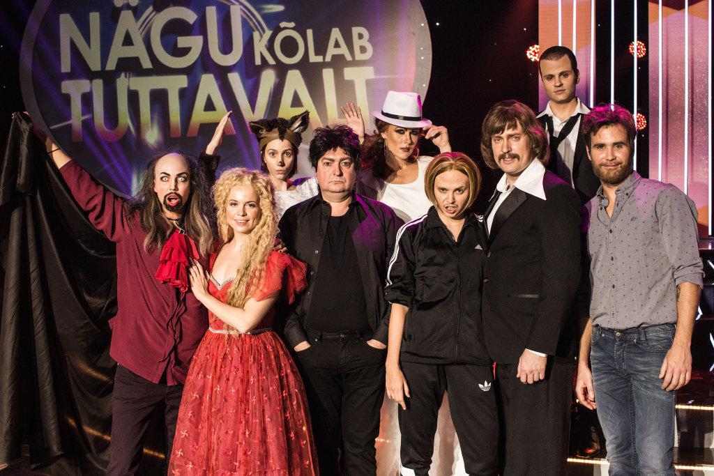 VAATA GALERIID! Järjekordne näosaade pani paika finalistid ja kroonis parimaks Kalle Sepa