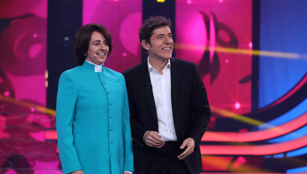 """GoodNews eksklusiiv! Vaata hittsaate """"Su nägu kõlab tuttavalt"""" Hispaania tele-show eelmise nädala esitlusi"""