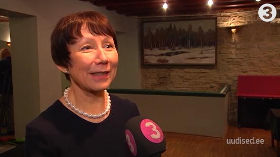 VAATA VIDEOT! Kristi ja Siim Kallase fondi stipendiumi pälvis Anu Lamp