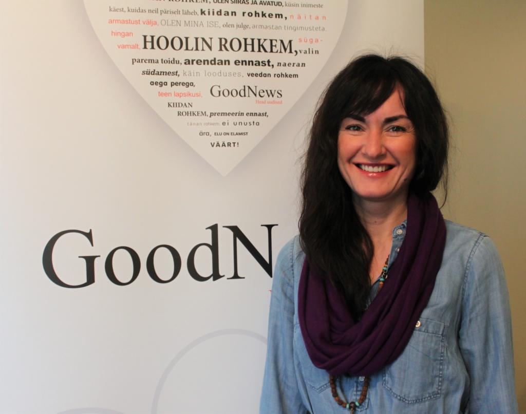 GoodNews eksklusiiv! Meditatsiooniõpetaja Brenda Randroo: Eesti inimesed on siirad, hoolivad, nutikad ja toimekad