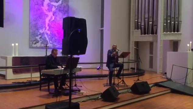 FINEST FM! Video! Armastatud Dave Benton esines Soome eestlastele