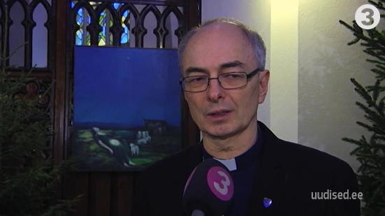 Kirikuõpetaja Jaan Tammsalu: parim kingitus oma lähedastele on aeg