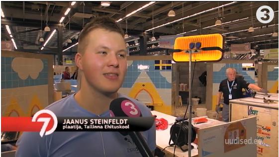 VAATA VIDEOT! Eesti noored demonstreerisid kutsemeisterlikkuse võistlustel EuroSkills parimaid oskusi