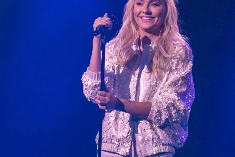Eesti Laulu noor finalist Liina Ariadne Pedanik: seni on minu suurim esinemine olnud koolimajas
