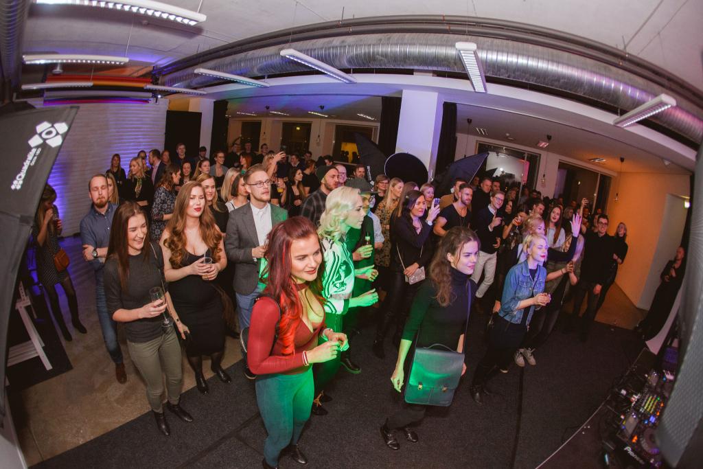 GALERII! Tallinnas avati uus foto- ja loomestuudio TEHAS