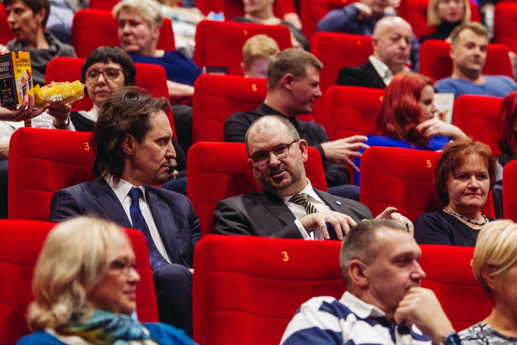 Forum Cinemas kutsub tutvuma kinomaailma telgitagustega