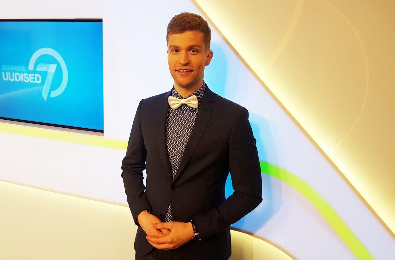 TV3 uus ilmateadustaja Juhan Krull: juba lapsest saati olen tundnud suurt huvi publiku ja kaamerate ees esinemise vastu