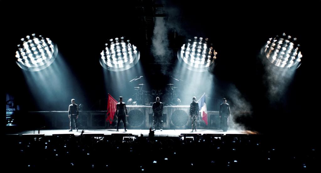 Ainult ühel õhtul! Rammsteini suurejooneline Pariisi kontsert jõuab kinno