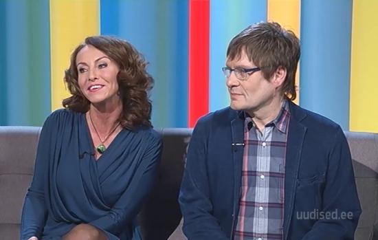 TV3 stuudios Krista Lensin ja Meelis Kapstas! Mis toimub Kroonika meelelahutusauhindade galal?