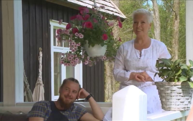 Video! Endine esileedi Evelin Ilves hakkab Hiiumaal restorani pidama