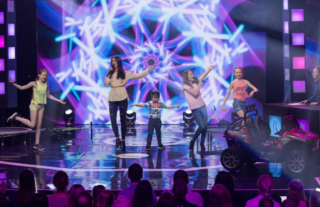"""""""Väikeste hiiglaste"""" finaalile elas kaasa keskmiselt 183 000 televaatajat!"""